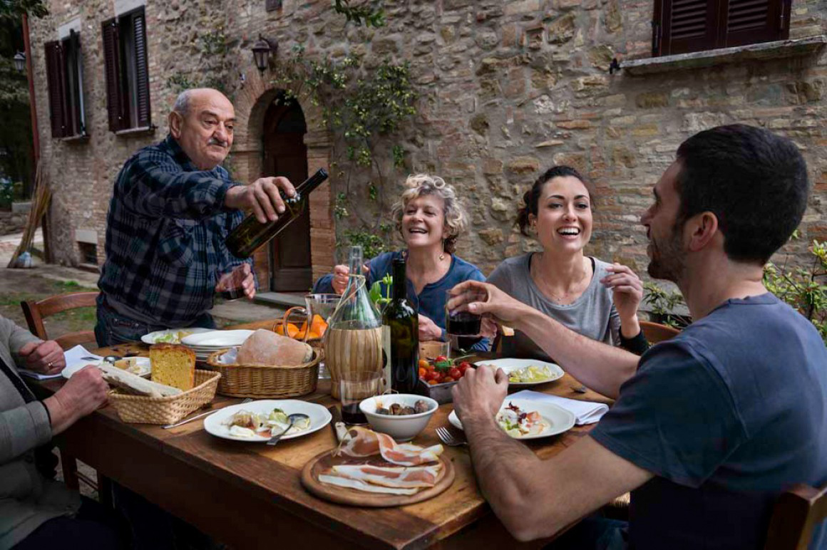 Perugia – Family lunch