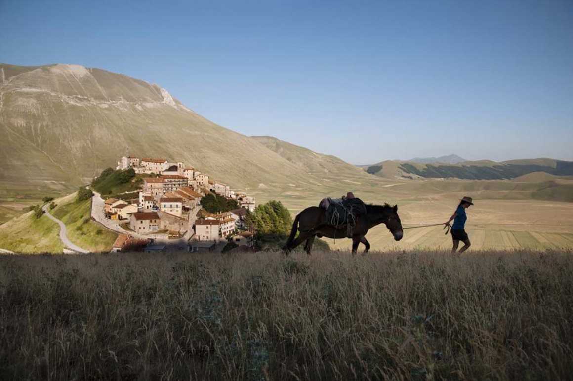 Castelluccio di Norcia – The Great Plain